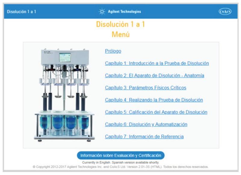 Dissolution Technologies - Industry News - Hablas Español?